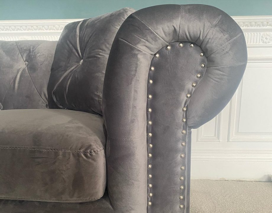 The Glamour 2 Seater Sofa