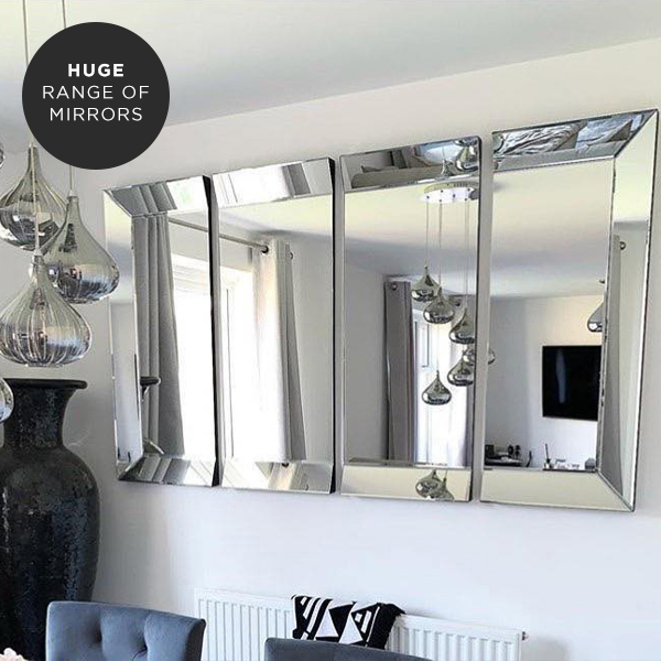 Shop Mirrors - Home Living
